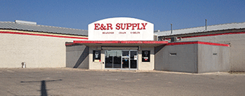 E & R Supply-San Angelo,TX. picture of store